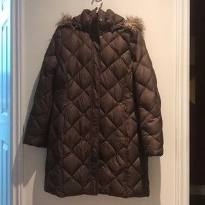 "Eddie Bauer Down Women's Coat ""Make Me An Offer"""